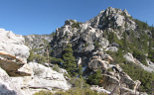 Tahquitz Peak from Below